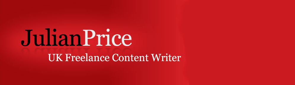 Julian Price Freelance Content Writer